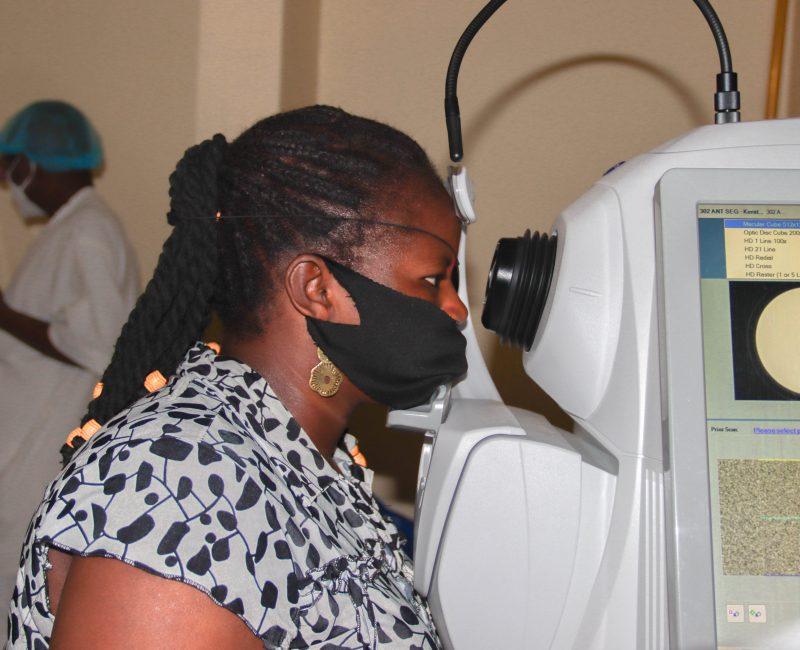 save the nation sight eye exam