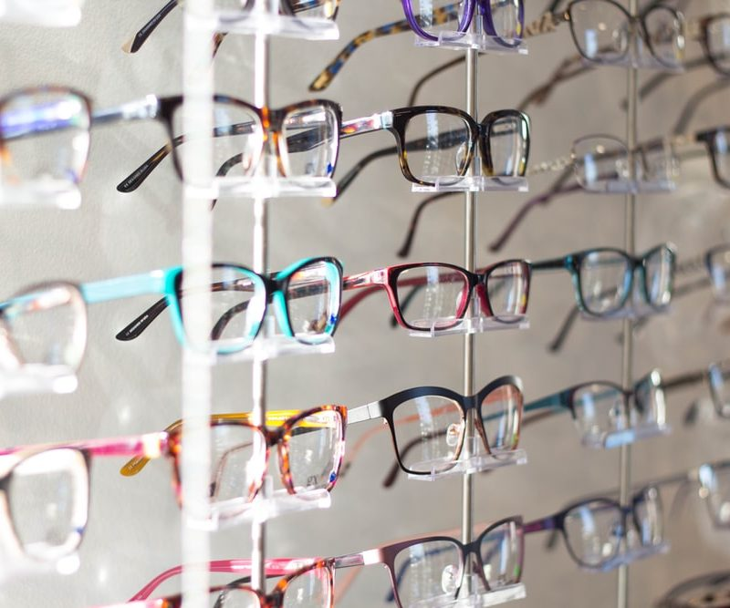 Frames for sale at save the nation sight clinic
